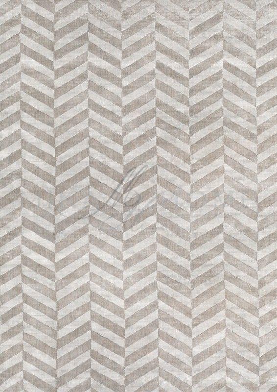 Dywan Chelo Silver Silver Carpet Handmade Carpet Decor