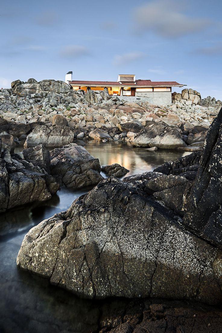Álvaro Siza, Boa Nova Tea House, Restaurant, Leça da Palmeira, Portugal ngphoto.com.pt