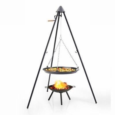 Barbecook Barbeque Driepoot met katrol