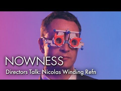 Drive director Nicolas Winding Refn talks turning weaknesses into strengths - YouTube