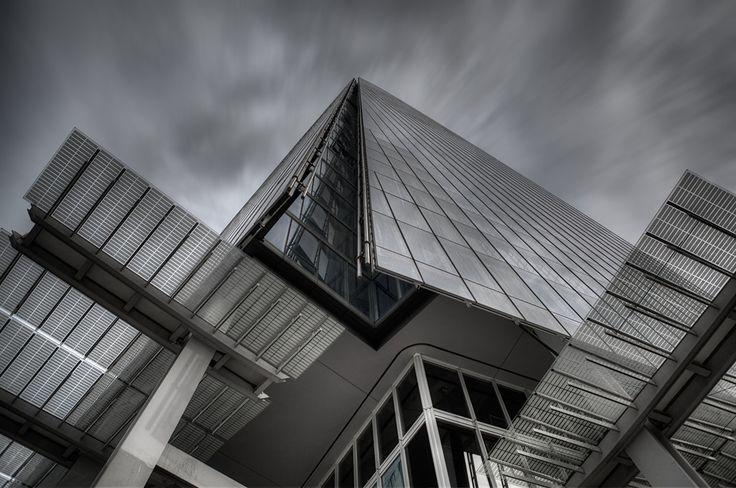 Torre Shard, el techo de Europa. Londres la tiene más grande