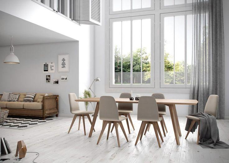 Peut-on concilier esthétisme, confort et prix ? Mobitec, l'entreprise familiale belge y est parvenue avec sa chaise Moods.