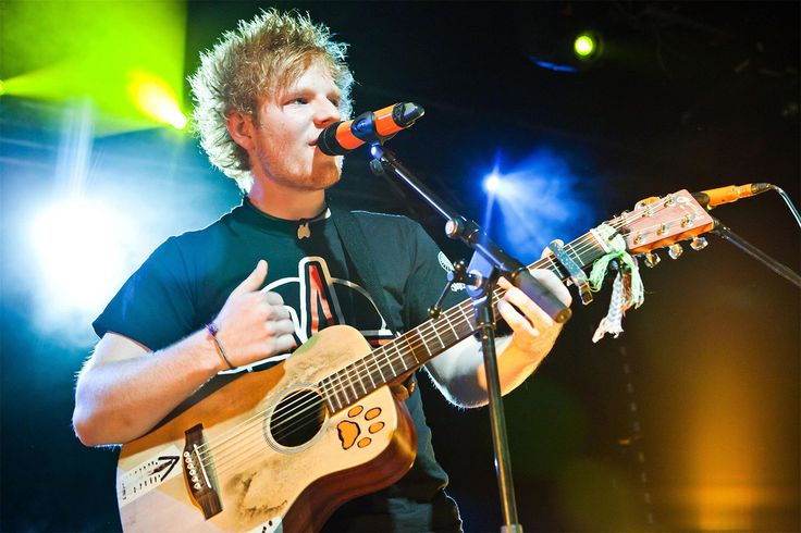 Ed Sheeran Announces Australia/New Zealand Tour In 2015