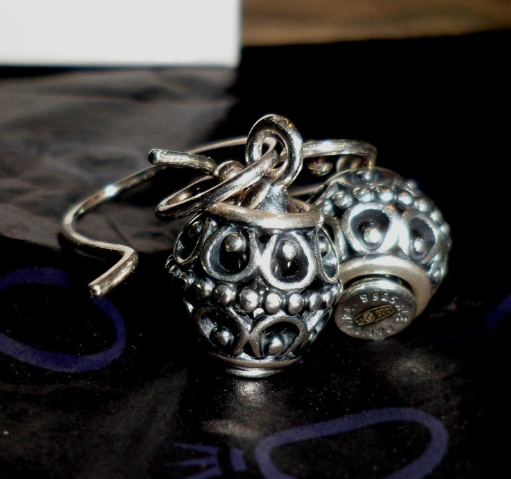 another great idea - using pandora cyllinders :)