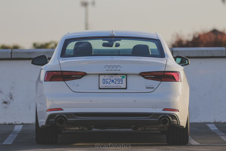 2018 audi a5 owners manual
