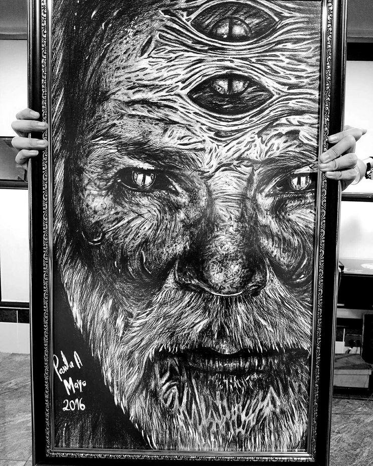 https://paulamayo.wixsite.com/paulamayoart #paulamayoart #paulamayo #illustration #girl #demon #skull #sucubo #lilith #paulamayoillustration #creature