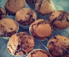 Recipe Double Choc Muffins by erika - Recipe of category Baking - sweet