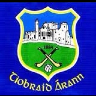 Tipperary Hurling Crest!