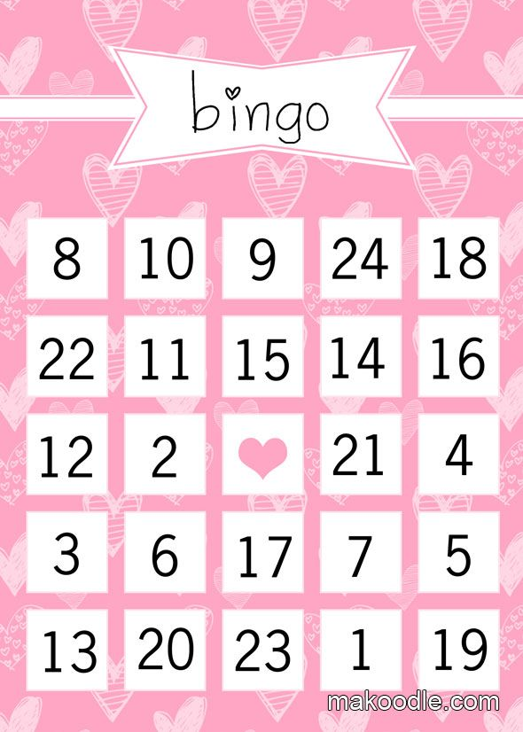 I am the class party rep for my daughter's class this year. There is one more week before the big event. I am just starting to plan the party. Eeek! I put together these Valentine's Day bingo cards last year, but decided to create some new designs for this year. I used some of the...Read More »