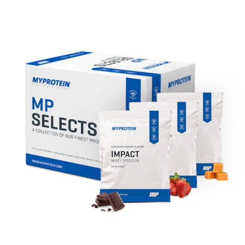 Impact Whey Sample Box