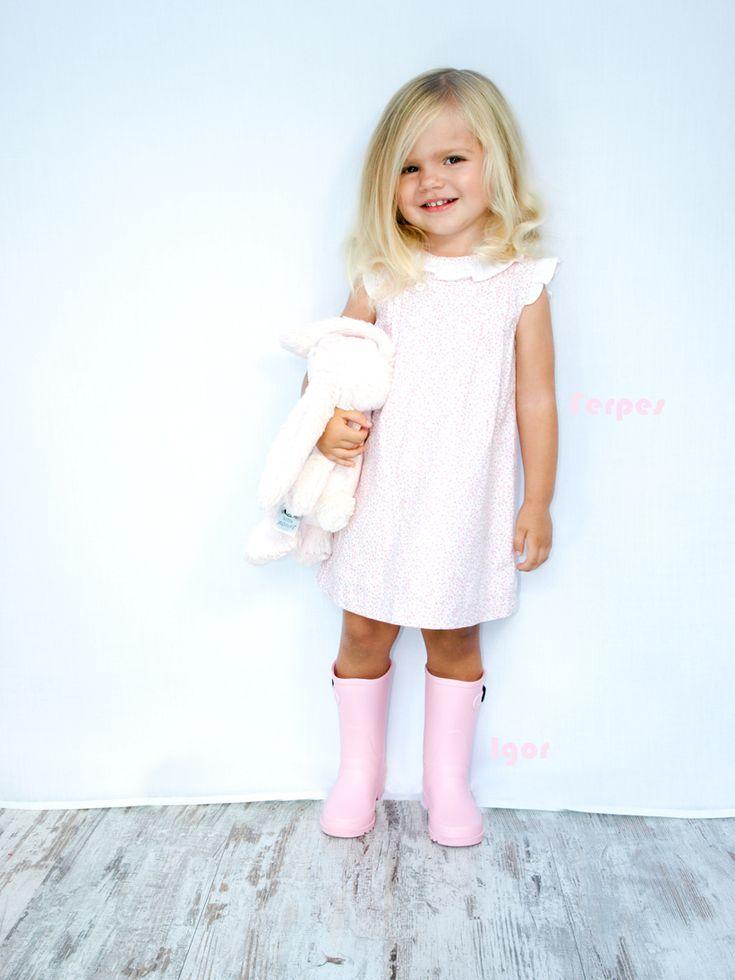 DRESSING IVANA (AND SOFIA): Pink-Blog de Moda Infantil Dressing Ivana