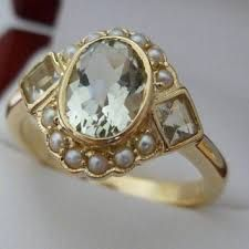 Image result for seed pearl ring