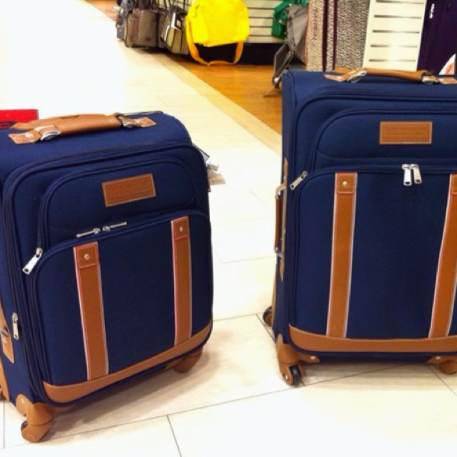 Tommy Hilfiger for our next travel
