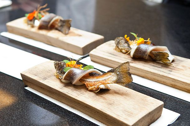 Eleven Madison Park | Executive chef: Daniel Humm - Switzerland | $195 per person | #10 in the S.Pellegrino World's 50 Best Restaurants in 2012 | Michelin 3 stars