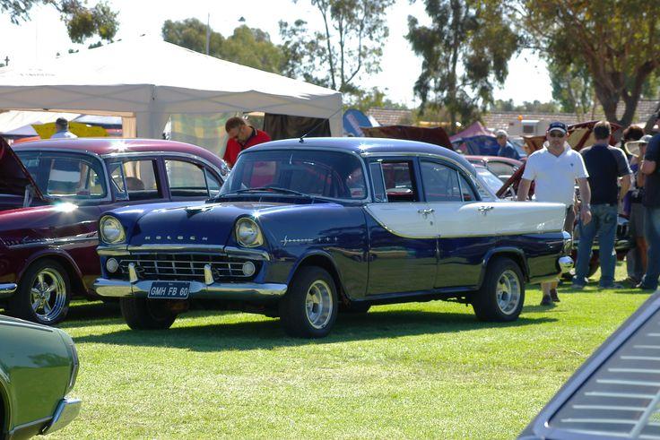 1960 Holden FB Special sedan