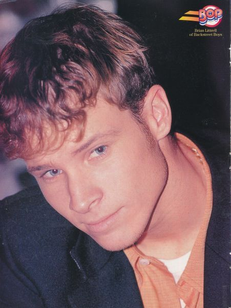 Brian Littrell as @joshink