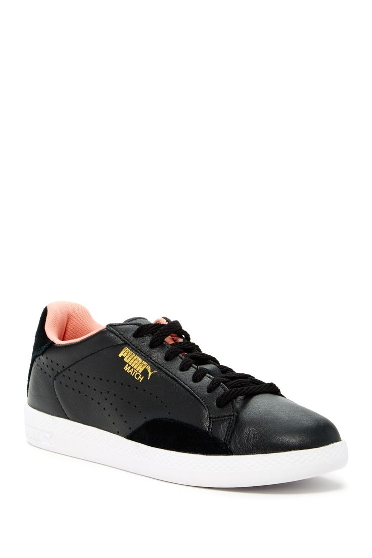 PUMA | Match Lo Basic Sports Sneaker
