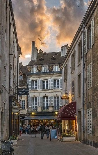 Beaune, Burgundy - France