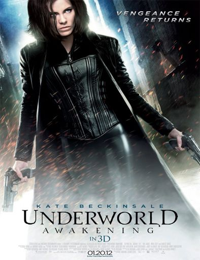 Poster de Underworld 4 (Inframundo 4: El despertar)