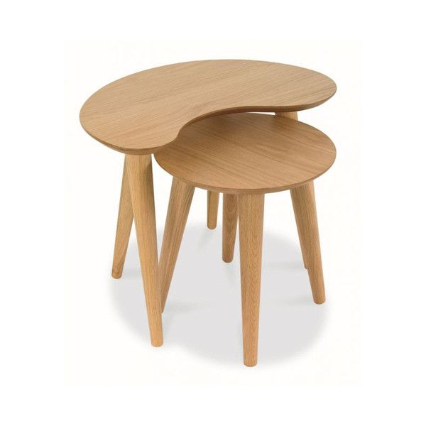 Oslo Nest of  2 Tables