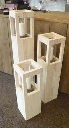 17 + DIY Kerzenhalter Ideen, die Sie verschönern können … – #Schönheit #Kerze #DIY # … #woodworkingsbedroom