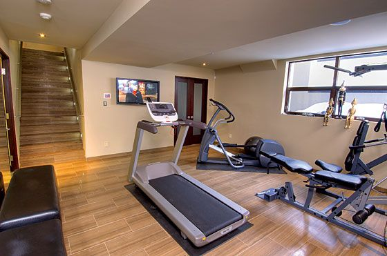 Best home gym images on pinterest