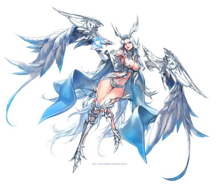 ArtStation - [League of Angels], jeon milee