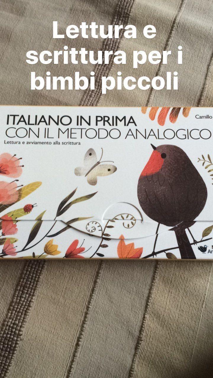 Italiano in prima con il metodo analogico, il libro di Camillo Bortolato un'autore che è una garanzia per l'insegnamento dell'italiano ai bimbi piccoli. http://www.blogfamily.it/27060_italiano-in-prima-con-il-metodo-analogico/