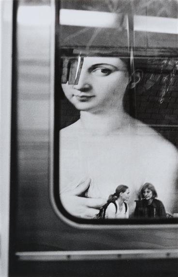 Piergiorgio Branzi, Metro a Parigi , 2001