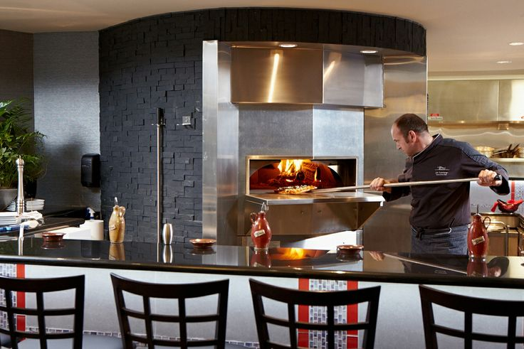 Interior Hotel Photography Restaurant Oven at Best Western [BP imaging - Bochsler Photo Imaging]