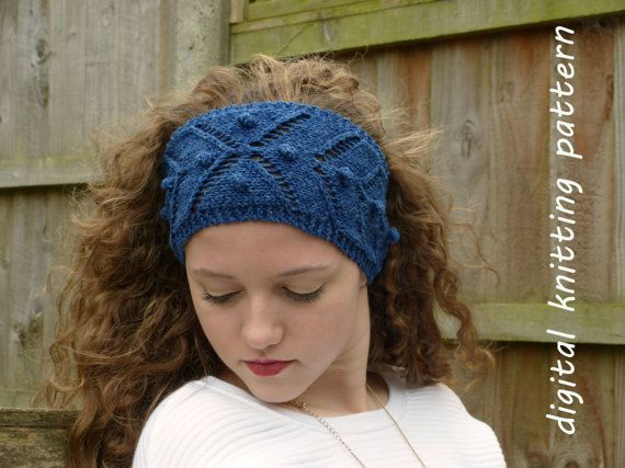 The 18 Best Hats And Headbands Images On Pinterest Knit Patterns
