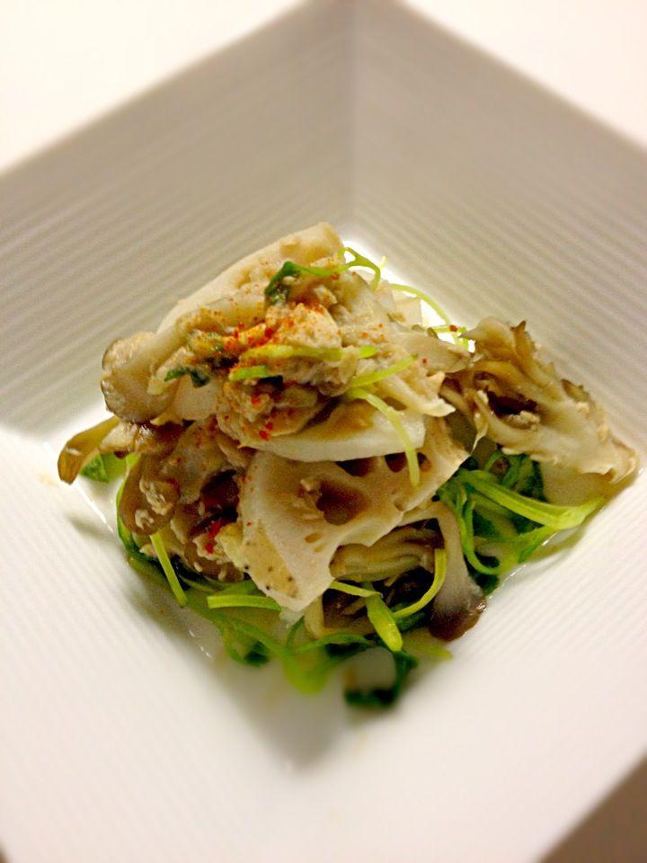 作ってみた生姜とまいたけで作る料理レシピ21のアイディア
