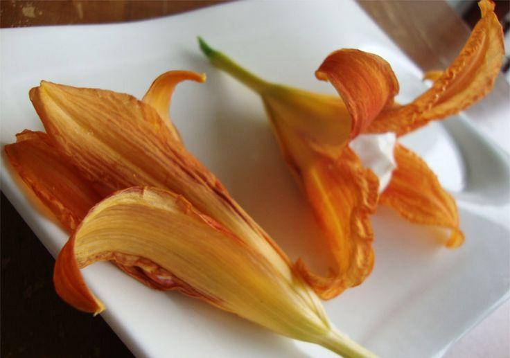 съедобные цветы - Самое интересное в блогах