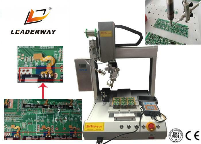 Pcb Robotic Soldering Robot For Circuit Boards Solder In Electronic Assembly Industry Industrial Soldering Iron Circuit Board