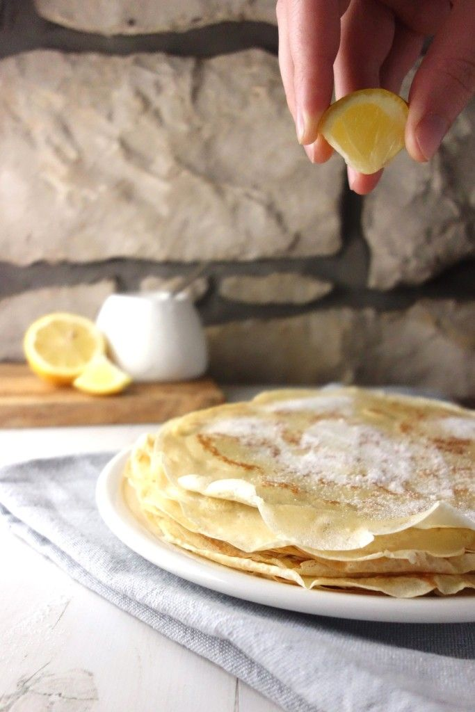 Pancake Day: Homemade Crepes - A Dash of Ginger