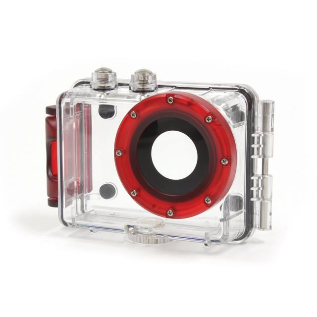 MiGear ExtremeX Waterproof Action Camera Case