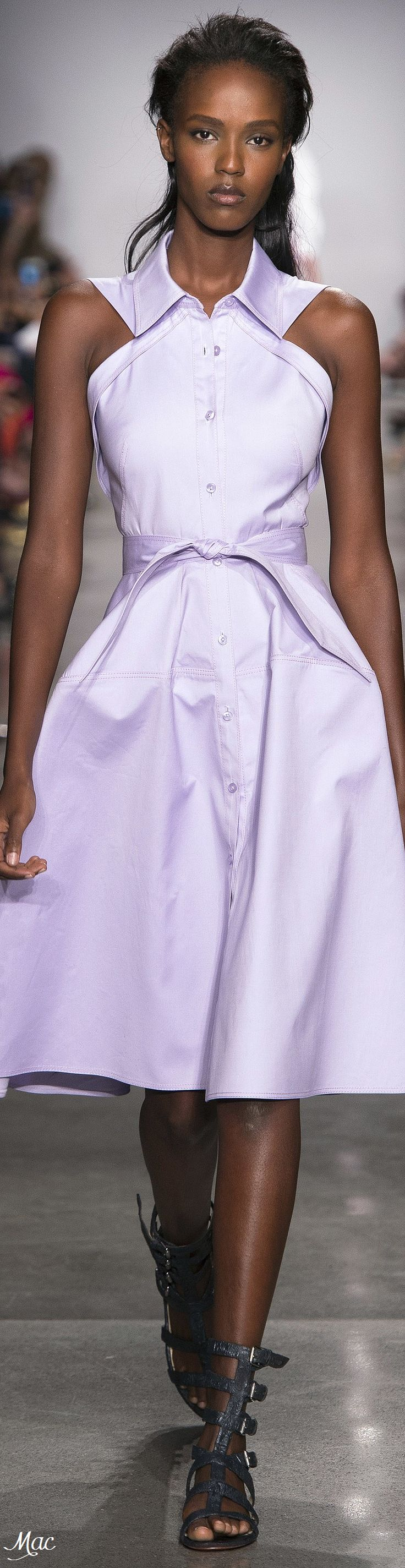 Spring 2017 Ready-to-Wear Zac Posen