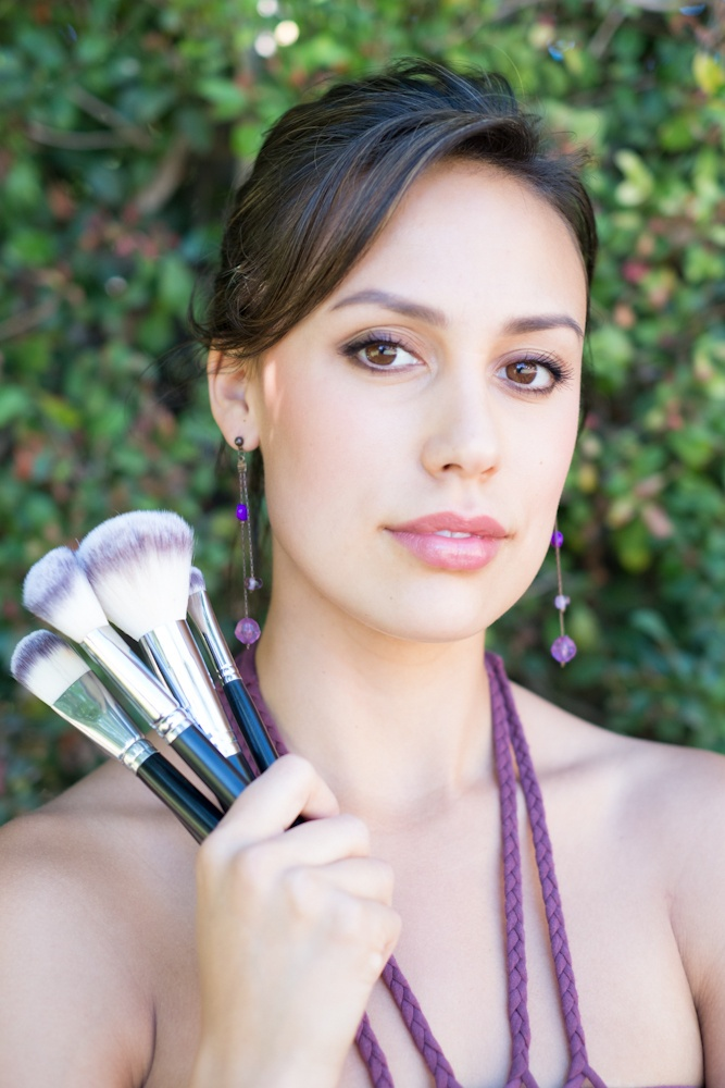 Megan Porschen An eco, organic, crueltyfree makeup