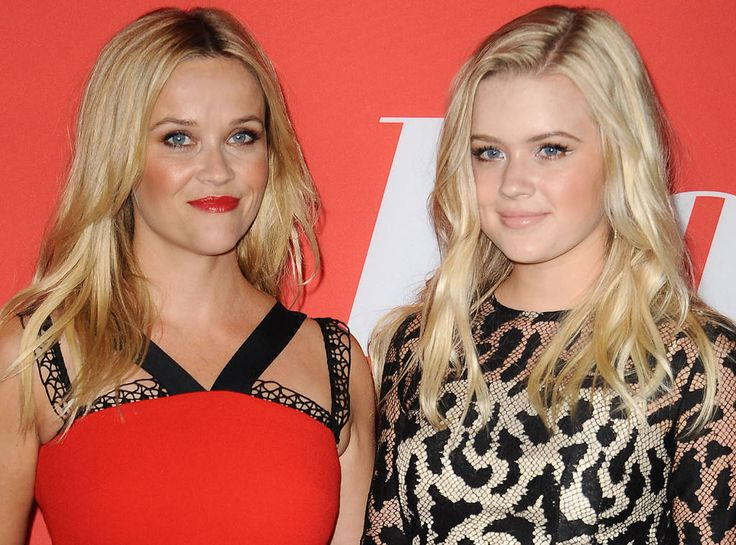 Red Carpet Ready: Photographic Evidence Reese Witherspoon and Ava Phillippe Are Actually Twins