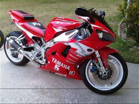 Yamaha YZF - R1 2000-2001