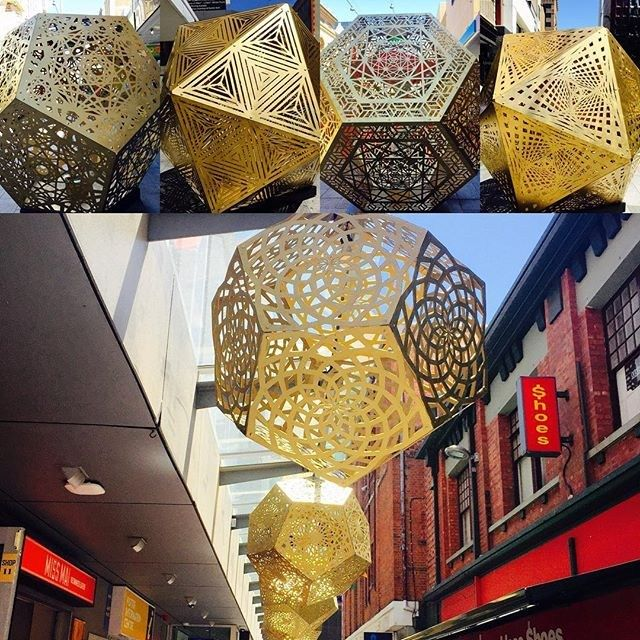 Soooo cool....... #sculptures #visual #art #displays #steelart #design #HYBYCOZO #fringe #festival #culture #creativity #Adelaide #SA #SouthAustralial #RundleMall #CBD #ADLFringe #Radelaide #HeapsGood
