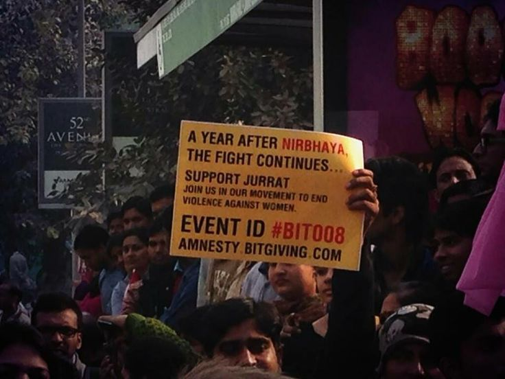 The day has arrived. #Jurrat is out to reclaim the streets!   A reminder to your all, it's the last day of the campaign, do you bit, contribute to initiative at http://bitgi.co/?c=p  More than 65 people have already contributed. Join the movement and help them keep their initiative alive.  Bebaak Chalo! Aazaad Chalo!  Photo Credit - Jurrat