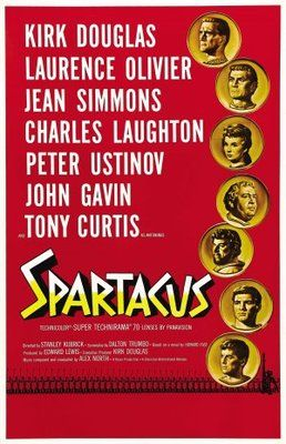 Spartacus (1960) movie #poster, #tshirt, #mousepad, #movieposters2