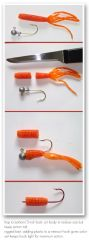 Creating and Modifying Crappie Baits