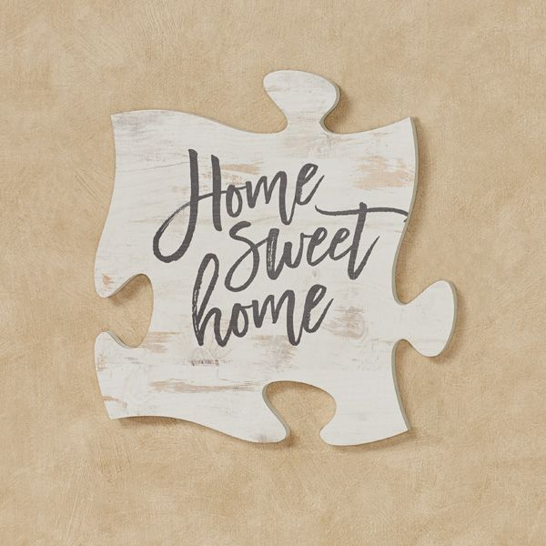Blessed Home Photo Frame Puzzle Piece Wall Art A Place Called Home