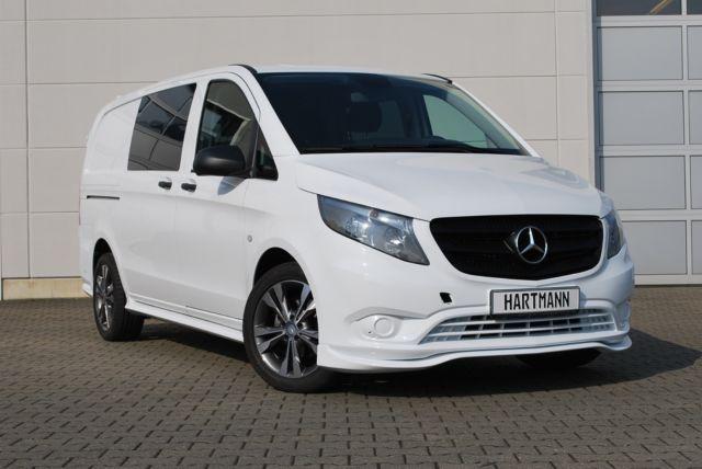 Jahreswagen MERCEDES-BENZ Vito Van/Kleinbus / Hartmann-tuning Mercedes, Opel, Renault, Nissan, VW