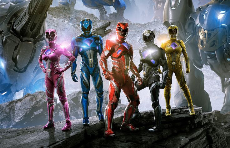 What 'Power Rangers' Director Blames for the Film's Failure
