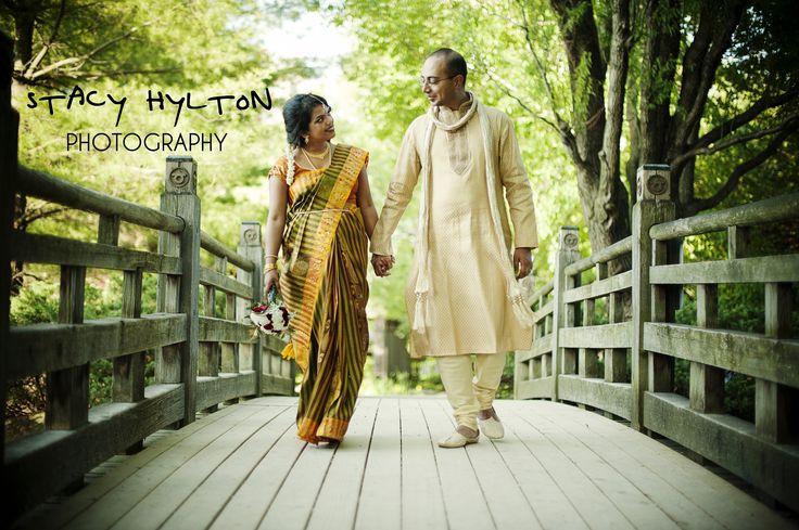 Japanese Garden - Kariya Park - Mississauga Ontario wedding photos.