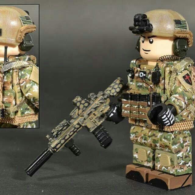 Bad to the bone Legos.