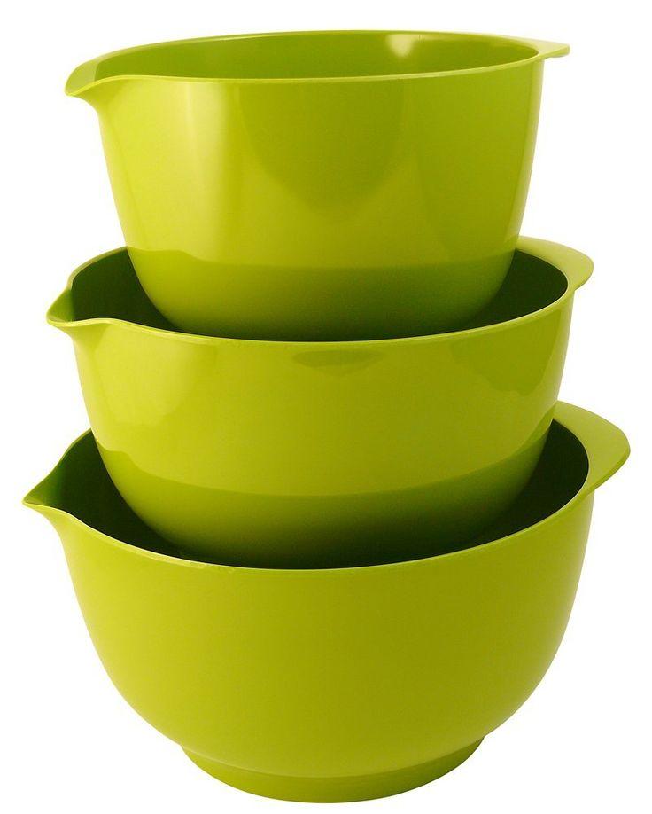 elegant hutzler melamine mixing bowl set and liters lime green with decoration vert lime. Black Bedroom Furniture Sets. Home Design Ideas